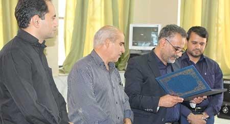 تصویر از هادی زارع مهرجردی سرپرست اداره فرهنگ و ارشاد اسلامی شهرستان میبد شد