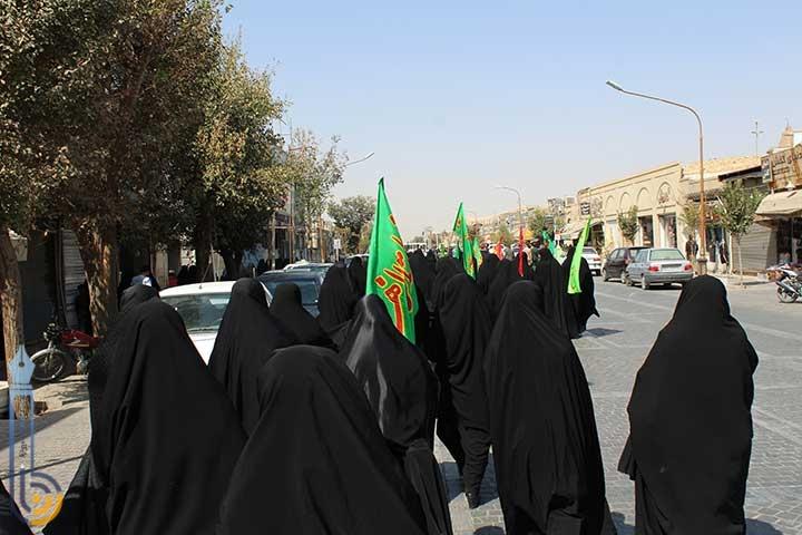 Photo of تصاویری از گردهمایی و رزمایش ۲۰ هزار نفری بسیجیان محمد رسول الله در استان یزد/بخش اول