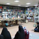 نشست انجمن نویسندگان میبدی (سرای اهل قلم ) در گنجینه فرهنگی پژوهشی فاطمه الزهرای میبد