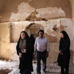 تصاویری از بافت تاریخی بفروئیه در شهرستان میبد