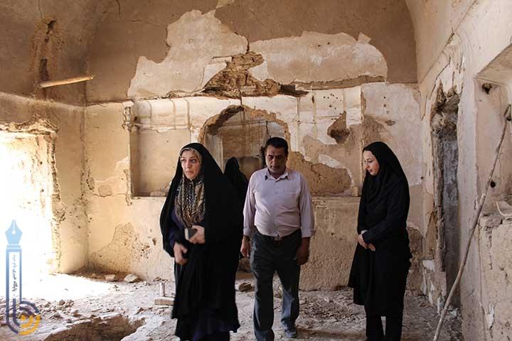 Photo of تصاویری از بافت تاریخی بفروئیه در شهرستان میبد