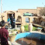 اردوی تفریحی آموزشی اعضای شرکت تعاونی بانوان میبد به روستای مرور
