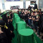 همایش سه ساله حسینی در بیت الزهرای بشنیغان میبد