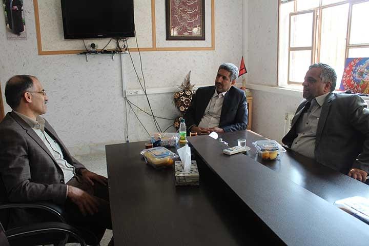 تصویر از فرماندار: ظرفیتهای توسعه میبد بارویکرد رسانه ای تقویت می شود