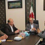 نشست فرماندار میبد با مدیرکل راه و شهرسازی استان یزد