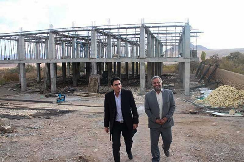 Photo of تکمیل احداث درمانگاه ندوشن با ۴۰ میلیارد ریال اعتبار