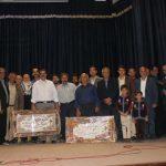 اولین همایش خادمین حسینی در دانشگده علوم قرآنی بفروئیه برگزار شد