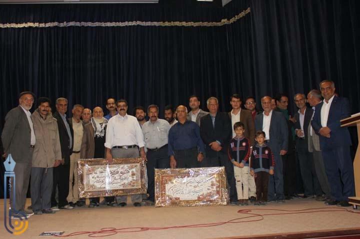 تصویر از اولین همایش خادمین حسینی در دانشگده علوم قرآنی بفروئیه برگزار شد
