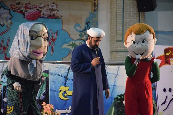 Photo of تصاویری از جشن شکوه پایداری در میبد