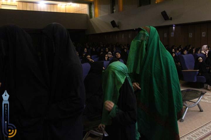 Photo of مراسم خطبه خوانی در دانشکده علوم قرآنی بفروئیه برگزار شد