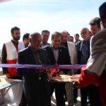 تصاویری از افتتاح پایگاه امداد و نجات در کمربند غربی میبد