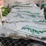 خواهران بسیجی هفته وحدت را به مادران و کودکان در بیمارستان میبد تبریک گفتند