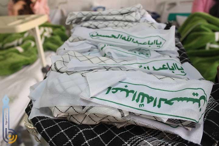 تصویر از خواهران بسیجی هفته وحدت را به مادران و کودکان در بیمارستان میبد تبریک گفتند