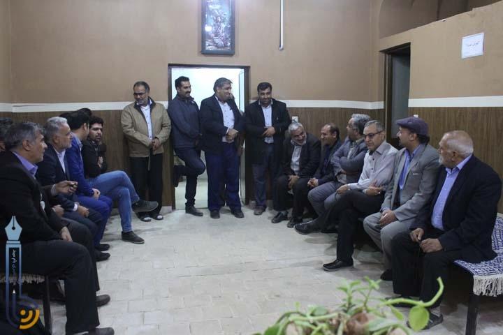 Photo of تصاویری از حضور مسئولین در بازارچه سنتی علی قناد بشنیغان