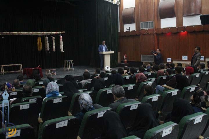 Photo of تصاویری از افتتاح مجموعه تئاتر شهر خورشید