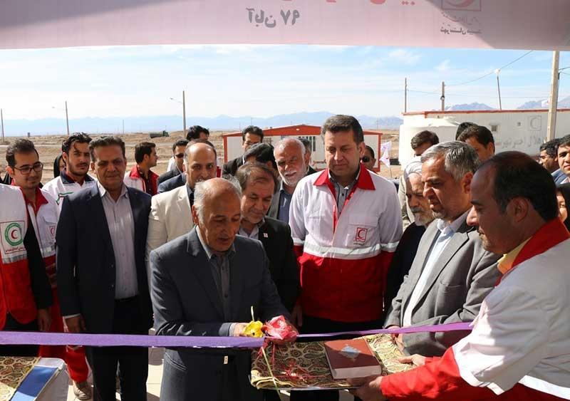 Photo of پایگاه امداد و نجات در کمربند غربی میبد افتتاح شد