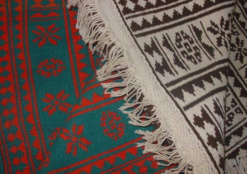 تصویر از میبد به عنوان شهر زیلو در شورای جهانی صنایع دستی انتخاب شد