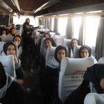 دانشآموزان میبد رهسپار بازدید مناطق دفاع مقدس در جنوب شدند