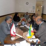 جلسه شورای مشورتی ایثارگران شهرستان میبد برگزار شد