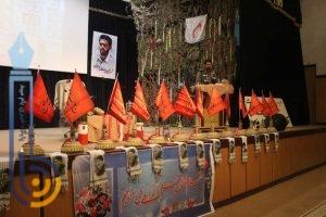 تصاویری از برگزاری یلدای شهدایی در دانشکده علوم قرآنی بفروئیه