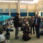مسابقات تورنی تیم های ریاضی دانش آموزان میبد برگزار شد