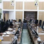 آزمون مکاتبهای دهیاران شهرستان میبد برگزار شد