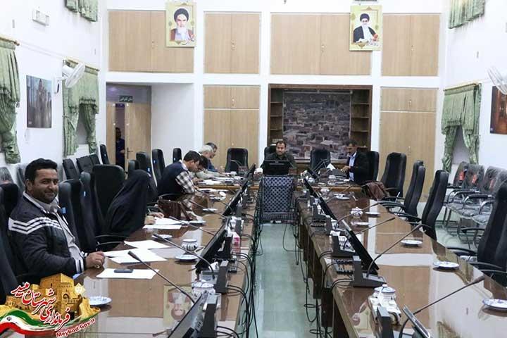 Photo of آزمون مکاتبهای دهیاران شهرستان میبد برگزار شد