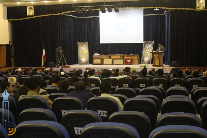 Photo of تصاویری از مراسم تودیع و معارفه رئیس دانشکده علوم قرآنی بفروئیه میبد