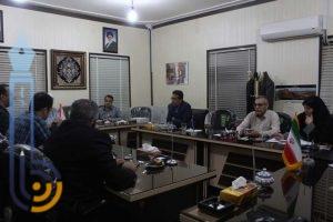 تصاویری از نشست شورای شهر میبد جهت انتخاب شهردار