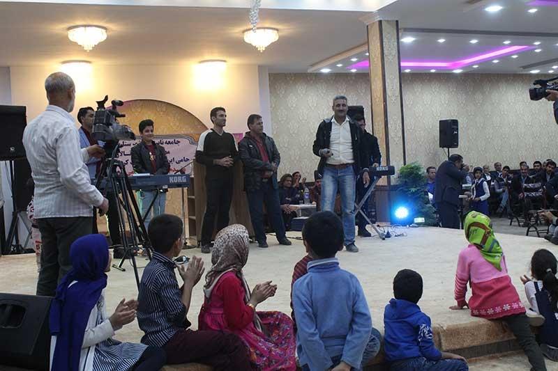 گرامیداشت روز جهانی معلولان در میبد برگزار شد