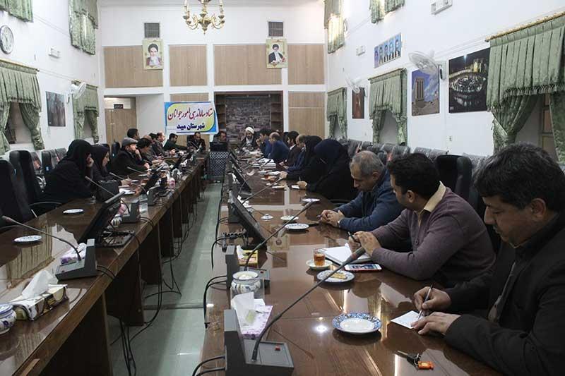 Photo of افزایش سازمان های مردم نهاد در میبد مورد توجه باشد