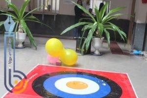 تصاویری از برگزاری مسابقات منطقه ای چالش گرانش در دانشگاه آزاد اسلامی میبد