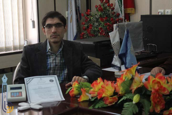 Photo of ثبت اختراع توسط عضو هیئت علمی دانشگاه پیام نور میبد