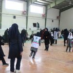 جشنواره ورزشی دختران و زنان روستایی در میبد برگزار شد
