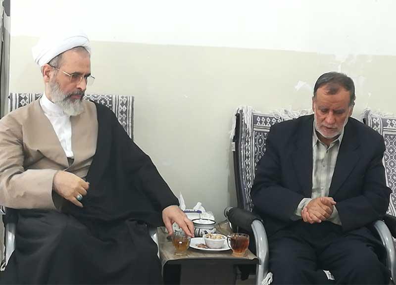 تصویر از بازسازی عتبات باید نماد ذوق ، فرهنگ و هنر ایرانی باشد