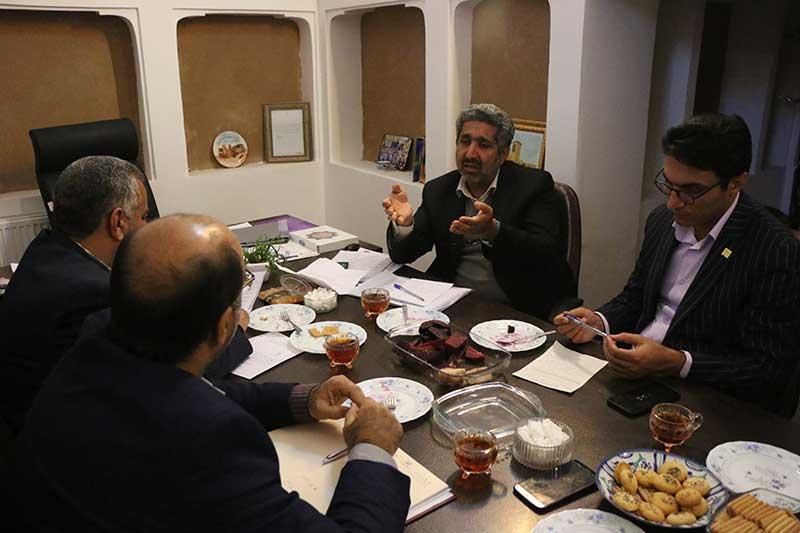 تصویر از هفت پروژه مخابراتی در میبد آماده بهره برداری شد