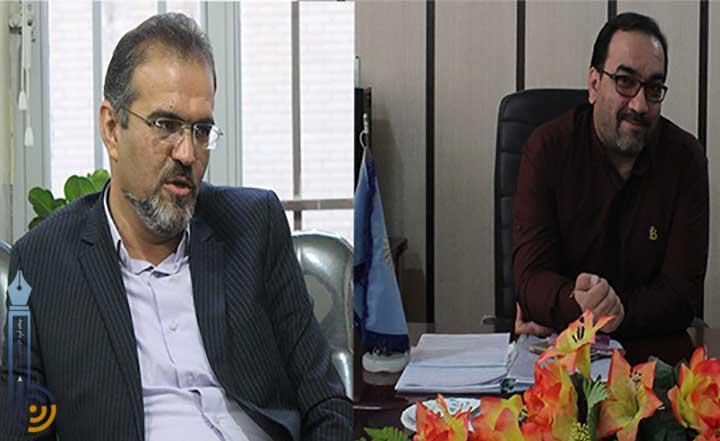 Photo of پیام تبریک رئیس دانشگاه پیام نور میبد به شهردارجدید میبد