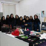 نمایشگاهی از دست آوردهای مرکز فنی حرفه ای خیرالنساء میبد برگزار شد