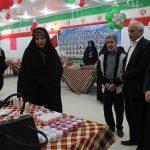 نمایشگاه صنایع دستی و مواد غذایی در میبد افتتاح شد