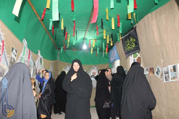 Photo of تصاویری از یادواره شهدای محلات میبد و گرامیداشت شهدای مدافع حرم