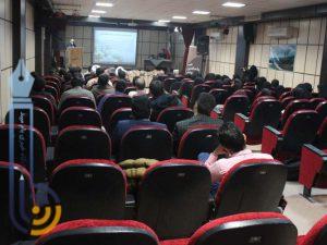 شب رشید الدین میبدی در دانشگاه میبد / تصاویر