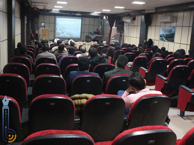 Photo of شب رشید الدین میبدی در دانشگاه میبد / تصاویر