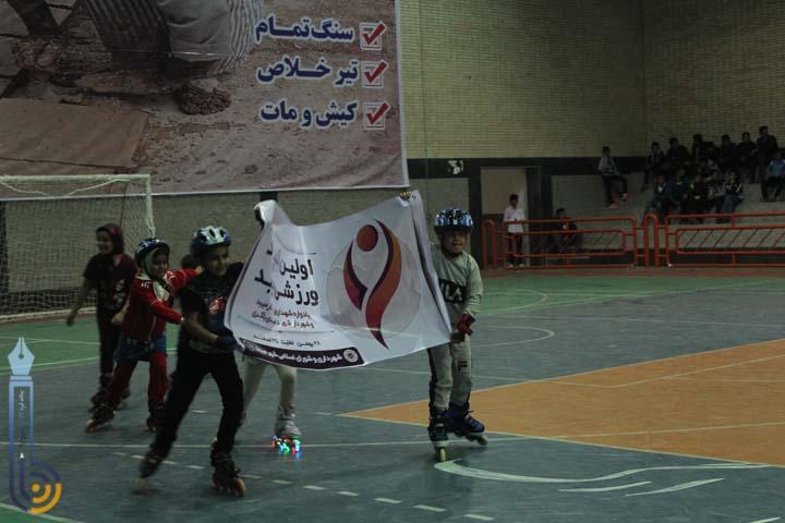 Photo of افتتاح المپیاد ورزشی محلات در میبد/تصاویر
