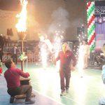 نخستین المپیاد ورزشی محلههای میبد آغاز شد