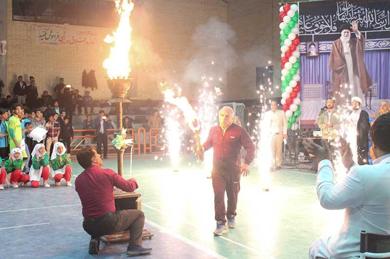 Photo of نخستین المپیاد ورزشی محلههای میبد آغاز شد