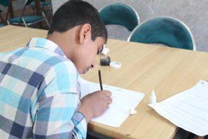 مرحله شهرستانی مسابقات فرهنگی هنری دانش آموزان میبد/ تصاویر