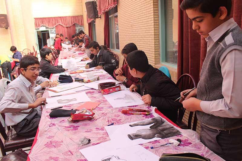 Photo of مرحله شهرستانی مسابقات فرهنگی هنری دانش آموزان میبد برگزار شد