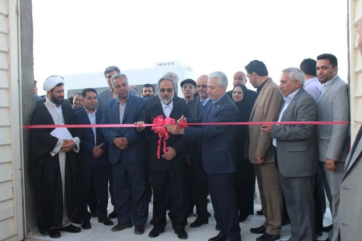 تصویر از تصاویری از افتتاح سرای دانشجویی خواهران دانشگاه میبد
