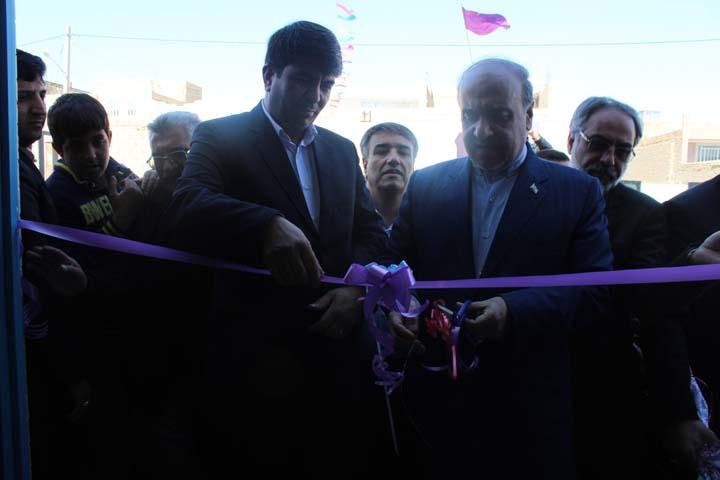 افتتاح استخر سرپوشیده میبد/تصاویر