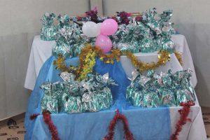 تصاویری از برگزاری جشن تکلیف دانش آموزان دبستان قرآنی بهجت میبد